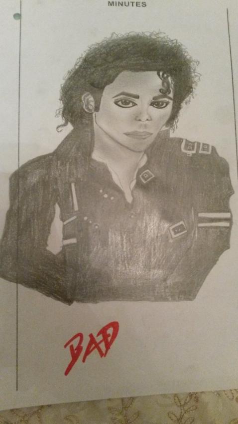 Michael Jackson by AmyJackson7